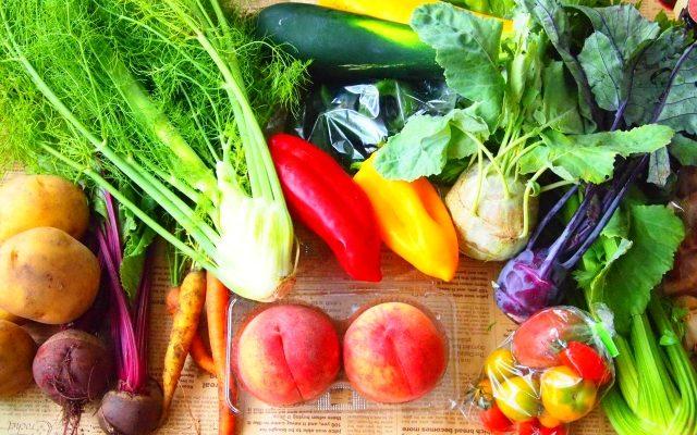 頭皮の臭いを抑える野菜