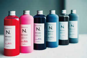 カラーシャンプー,紫,シルバー,赤