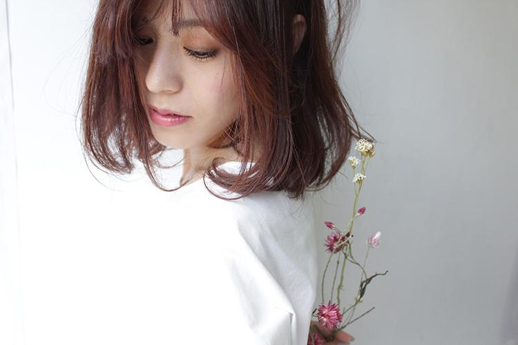 バレンタインヘアスタイル髪型