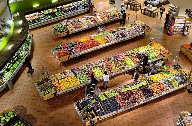 ショップ,スーパーマーケット