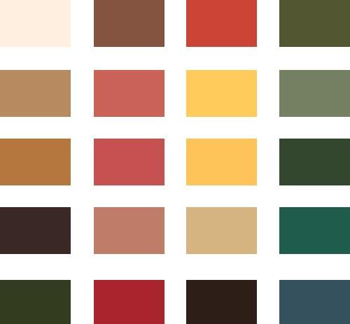 秋,オータム,パーソナルカラー,似合う色