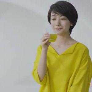 波瑠 生茶