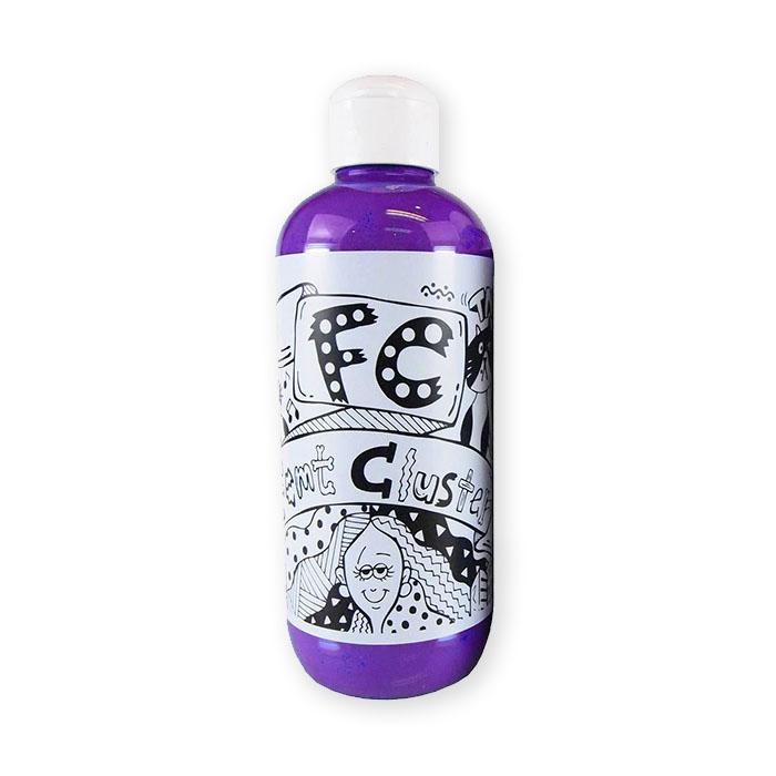 フェムトクラスターの紫シャンプー
