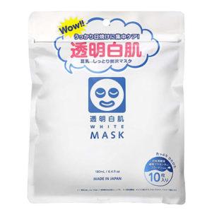 美白、美白マスク、美白シート